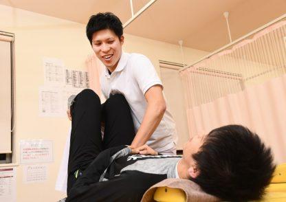 股関節・膝・足の痛み