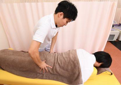 腰痛・背中痛